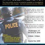 Investigator's Course (Southington, CT)