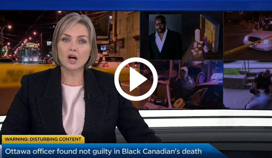 Ottawa Use of Force Case Update