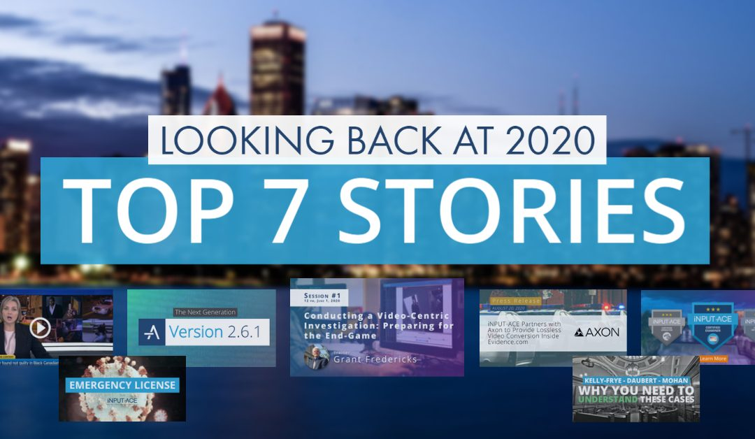 Top 7 Stories of 2020