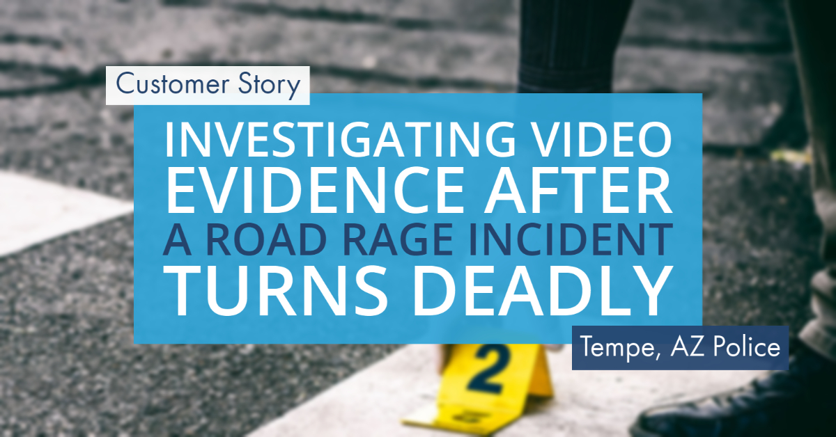 investigating video evidence after a road rage incident turns deadly