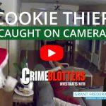 Santa Caught on Security Camera