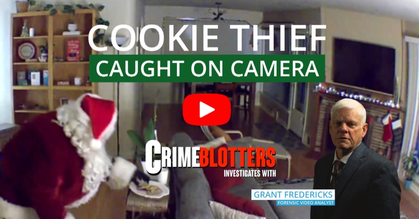 Cookie Thief Caught on Camera – CrimeBlotters