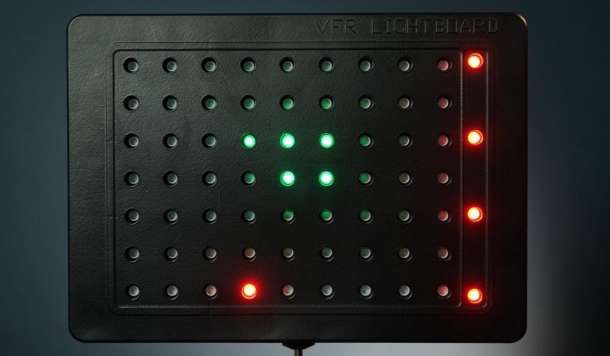 iNPUT-ACE Lightboard