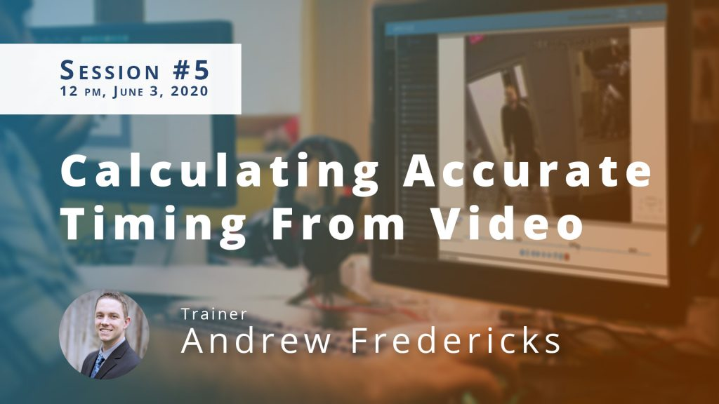 Calculating Accurate Timing from Video