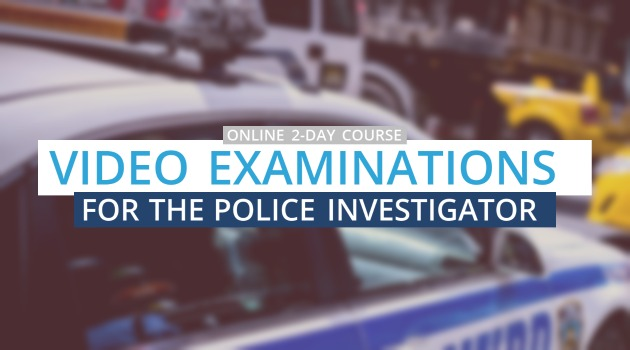 Improve Video Literacy with Video Investigator Course