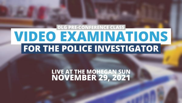 Use of Force Investigative Video